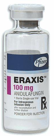 Rank 27 - Anidulafungin Eraxis