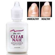 Rank 14 - Dr G Clear Nail Option