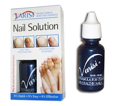 Rank 20 - Varisi for Nail Fungus